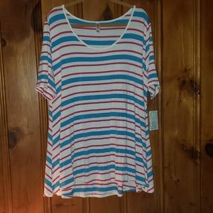 Lularoe perfect t size 2x NWT